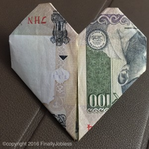 This is the heart of the winning bet money