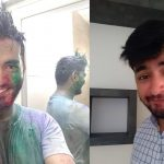 Holi Dhuleti celebration and festival of colours